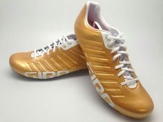 The most beautiful cycling shoes ever made.