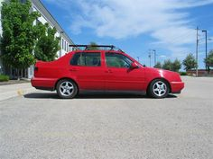 Modified '97 VW Jetta VR6 Mk3 Euro Style Volkswagen