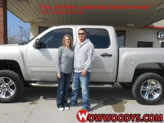 """Eric Chadester from Independence, Missouri purchased this 2009 Chevrolet Silverado and wrote, """"Best experience I've ever had purchasing a car. Fast, excellent, outstanding customer service. Highly recommend!"""" To view similar vehicles and more, go to www.wowwoodys.com today!"""