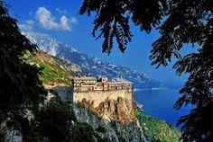 Mount Athos, Halkidiki, Macedonia Greece
