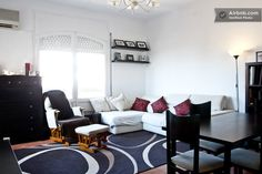 Sunny n Spacious central 3bed apt. in Barcelona top pick