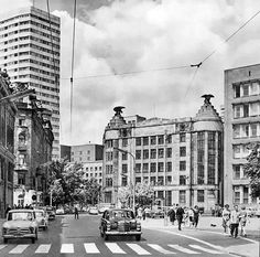 Ppr, Poland, Illusions, City Photo, Street View, Period, Cities, Deco, Photos