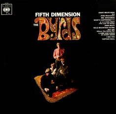 """The Byrds - """"Fifth Dimension"""" (1966)"""
