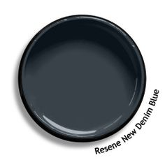 Resene New Denim Blue is a charcoal blue. Also available as a Resene CoolColour. A change in tone or product may be required for some colours to achieve a Resene CoolColour effect. View this and of other colours in Resene's online colour Swatch library