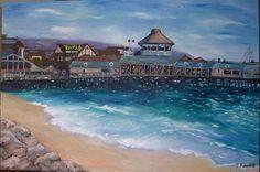 Redondo Beach Pier <3 Tony's!!!