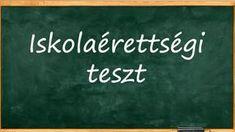 Az alábbi 30 kérdés megválaszolásával leellenőrizheted, hogy iskolaérett-e már az óvodás gyermeked! Ha úgy ítéled meg, hogy még jobb, ha 1 évet az óvodában marad, akkor az alábbi teszt hasznos tanácsokat is ad arra, hogyan tudod otthon a gyerekedet játékosan fejleszteni. Infancy, Help Teaching, Cool Tools, Speech And Language, Kids And Parenting, Verses, Psychology, Education, School