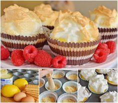 Creative Ideas - DIY Delicious Mini Lemon Meringue Pies