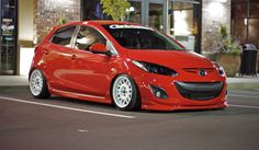 Mazda 2 Mazda Cars, Mazda 2, Pretty Cars, Car Pictures, Car Pics, Car Goals, Rx7, Japan Cars, Fast Cars