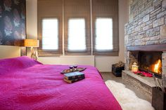 Aegean View Villa in Pilio-Greece  Luxurious 3 bedroom Sea View Villa  Stone fireplace and bath in each Room  Book your Holidays Now !!!