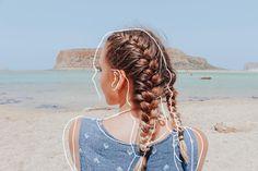 Crazy Hair, Breeze, Dreadlocks, Rompers, Hair Styles, Ootd, Ocean, Beauty, Romper
