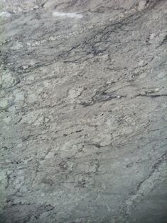i love this grey color!!!!favorite!!Today, we're talking about counter tops. maybe with white cabinets to lighten since their will be a lot of grey going on in house… Grey Granite Countertops, White Granite Kitchen, Stone Kitchen, Kitchen Countertops, Kitchen Redo, Kitchen Design, New Kitchen, Kitchen Remodel, Kitchen Ideas