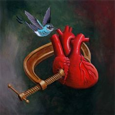 Mail from Chris Thompson Bleeding Hearts, Heart Tree, Anatomy For Artists, Medical Art, Anatomical Heart, Heart Images, I Love Heart, Human Heart, Gay Art