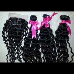 *Peruvian Curly*0 Tangling*0 Shedding*Unprocessed Virgin Human Hair