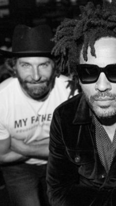 Lenny Kravitz and Bradley Cooper in New York. Tyne Daly, Luke 24, Lenny Kravitz, People Of Interest, Bradley Cooper, Fashion 2020, Actors & Actresses, Sexy Men, Beautiful People
