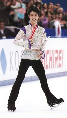 kichessarjilian: Scan from Sportiva 羽生結弦 Over the Top その先へ.