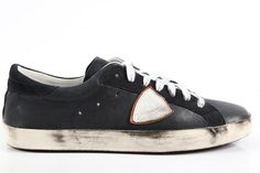 Philippe Model Shoes Leather Classic Vintage (CLLU4429GRP)  http://www.outletdelfashion.it/man-shoes/?p=2709