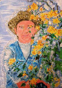 Arte Moderna e Contemporânea: A mãe do artista, no Outono