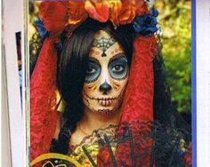 A slide show of Dia de los muertos, halloween, the 6th genreations of Burch-Douglas in AZ.