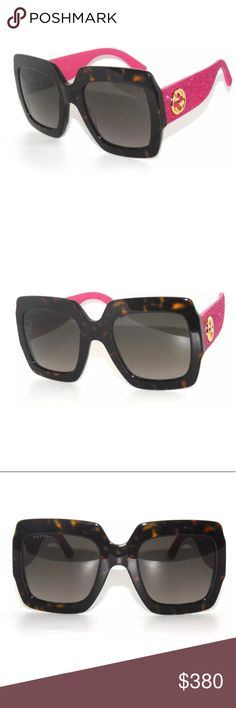 508c3d06157e Shop Women s Gucci size OS Sunglasses at a discounted price at Poshmark.