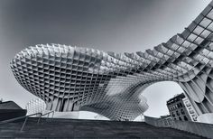 Metropol Parasol #sevilla #spain #architecture #photography