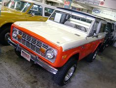 1973 FORD BAJA BRONCO, one of my dream cars
