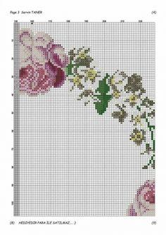 Geri Dönüşüm Projeleri Hobbies And Crafts, Diy And Crafts, Cross Stitch Rose, Prayer Rug, Bargello, Rugs, Canvas, Farmhouse Rugs, Floral