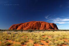 世界遺産 ウルル(エアーズロック) ウルル-カタ・ジュタ国立公園の絶景写真画像 オーストラリア