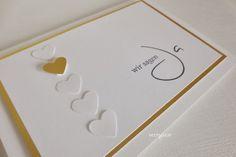 stampin with beemybear: Einladung zur Hochzeit