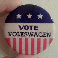 Vote Volkswagen