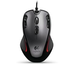 LOGITECH - Gaming Mouse G300 - optische Maus + G240 Cloth Gaming Mouse Pad - Mauspad