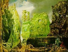 The Eye of Silence-Max Ernst