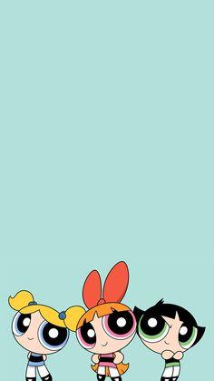 Powerpuff Girls iPhone Character Go … Cartoon Wallpaper Iphone, Disney Phone Wallpaper, Iphone Background Wallpaper, Cute Cartoon Wallpapers, Galaxy Wallpaper, Girl Wallpaper, Aesthetic Iphone Wallpaper, The Best Wallpapers, Iphone Wallpapers
