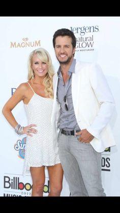 Luke & Caroline Bryan