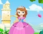 Em Princesinha Sofia Primavera Fashion, a primavera chegou ao reino de Enchancia e a Princesinha Sofia que mudar o seu visual, por isso, ela pede sua ajuda. Ajude a Princesinha Sofia criar um novo e lindo visual para que ela fique bonita e fashion. Divirta-se com a Princesinha Sofia!