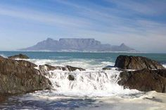 Iconic Cape Town view Passport Stamps, Table Mountain, Our Country, Cape Town, South Africa, Landscapes, Rocks, Around The Worlds, African