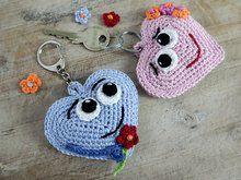 Wie bekommt mein Werk einen schönen gleichmäßigen Rand? Crochet Earrings, Jewelry, Stitches, Pullover, Amazing, Products, Crochet Roses, Amigurumi, Noel