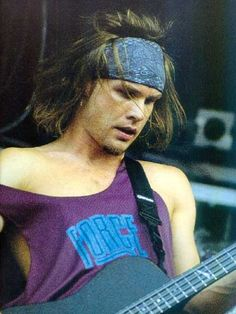Jeff Ament from Pearl Jam
