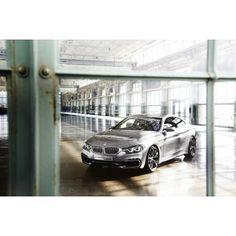 #BMW #Serie4 Concept.