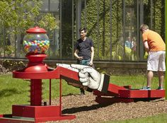 The Walker Art Center in Minneapolis will again host its Artist-Designed Mini Golf, The event, which is marked by its colorful and quirky obstacles, runs from May 21 to Sept. 7, 2015
