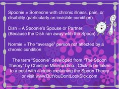 Why did the Spoonie cross the road? To get to its dish!