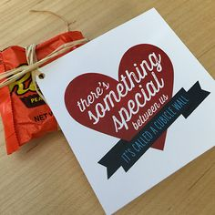 Free Valentine's Day Printables That Are Too Cute to Pass Up | Made with love by Cornerstone Home Lending, Inc.! Too cute! Pair candy with one of these free printables for your cubicle buddy or coworker! #valentinesdayofficeideas #valentinesdaycards #valentinesday #valentinesdaytreats #cornerstonehomelending #cornerstonehomelendinginc