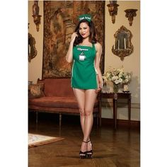 DREAMGIRL BEDROOM COSTUMES XXXPRESSO PLUS SIZE