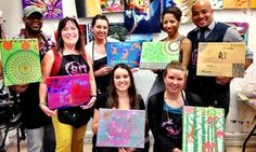 Groupon - 1 BYOB Painting Class for One, Two, or Four, or 3 Classes for One or Two at The Art Studio NY (Up to 71% Off)  in Upper West Side. Groupon deal price: $35