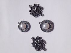 Paris Charms French charms Set of 4 Charms by MaxplanationPhotos, $3.50