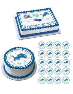 Edible Cake Images Kosher : 1000+ ideas about Detroit Lions Cake on Pinterest Lion ...