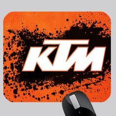 nice KTM DIRT BIKE MOTORCYCLE PHOTO MOUSE PAD Ktm Dirt Bikes, Custom Mouse Pads, Motorcycle, Cool Stuff, Nice, Cool Cars, Motorcycles, Nice France, Motorbikes