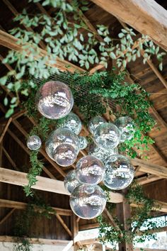 Disco balls are not just for the dance floor! Couples are using disco balls in every element of their wedding decor from escort cards to ceremony structures. Disco Party, Disco Ball, Reception Table, Wedding Reception, Wedding Bells, Garden Party Wedding, Wedding After Party, Wedding Backyard, Pretty Pastel