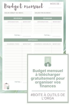 Precious Tips for Outdoor Gardens - Modern Journal Organization, Budget Organization, Budgeting Process, Budgeting Finances, Bullet Journal Budget, Monthly Budget Printable, Excel Budget, Communication Networks, Finance Jobs