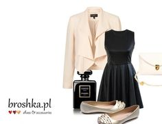 Outfit made by broshka.pl  Gold shoes and white bag you can find here - www.broshka.pl  Absolutely amazing!!!