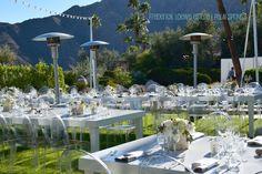 FREDERICK LOEWE ESTATE WEDDINGS   Main Lawn Dining